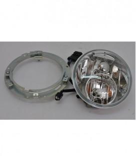 Wkład lampy 7cali Harley, Dual Bulb, UZO-014