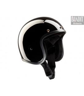 Kask Bandit Jet Shiny Black
