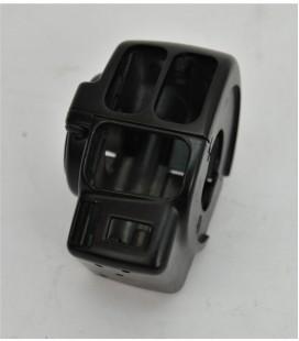 Obudowa przełączników Harley, czarna Lewa, UZE-019