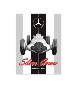Tabliczka, magnes, Mercedes Arrow