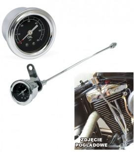 Wskaźnik ciśnienia oleju z przewodem, FO-067