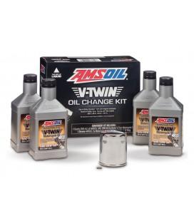 Zestaw na wymianę oleju Twin Cam OP-063