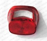 Klosz lampy tył, Harley, OS-130