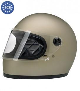Kask Biltwell Gringo S ECE Flat Titanium