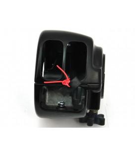 Obudowa przełączników Harley, czarna Prawa, UZE-022
