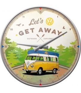Zegar VW Get Lost