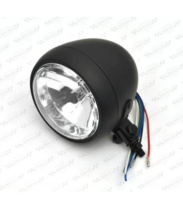 Lampa 4 1/2 czarna OS-096
