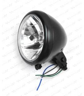 Lampa 5 3/4 Springer Style, czarna, OS-008