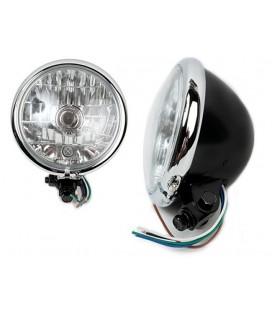 Lampa 5 3/4 Bates, czarna, OS-124