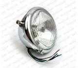 Lampa 5 3/4 czarna, OS-127