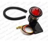 Lampa czarna, tylna LED, OS-012