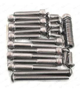 Śruby do kapy sprzęgłowej, Softail, Dyna, SR-075