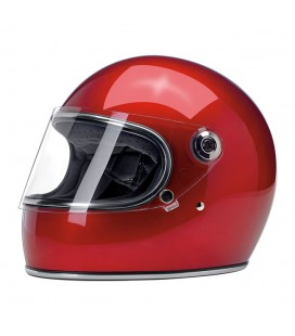 Kask Biltwell Gringo S ECE Metallic Candy Red