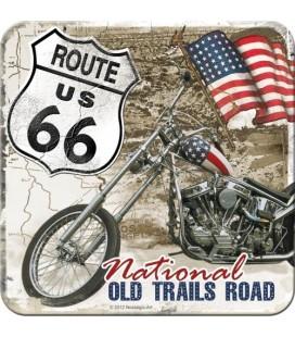 Metalowa podkładka, Route 66 Desert
