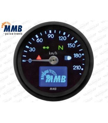 Licznik MMB, Harley Retro, LI-038