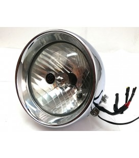 "Lampa 7"" z wkładem, Harley, UZO-124"