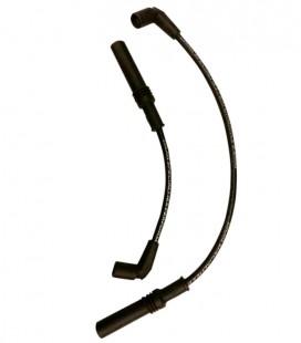 Przewody zapłonowe, czarne, EU-531