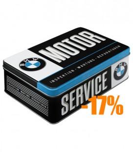 Pojemnik 3D, puszka, BMW Motor
