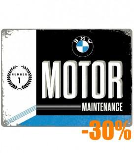 Szyld 30x40 BMW Motor