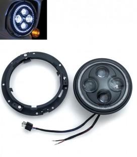 Wkład lampy 7 cali LED, Kuryakyn, OS-515