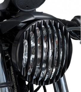 Grill, ramka przedniej lampy, OS-522
