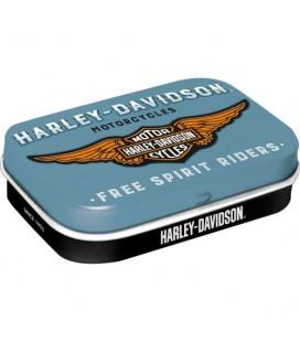 Pojemnik z miętówkami, Harley 2