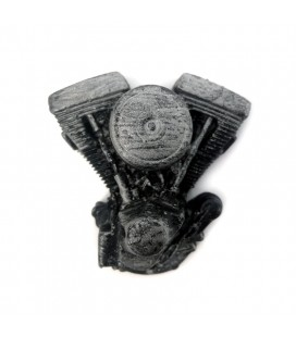 Mini silnik, magnes, LA-045