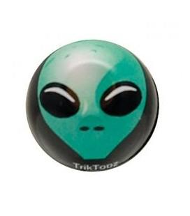 Nakrętki na wentyle, Alien Green