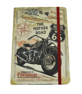 Notes A5 Route 66