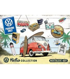 Plakat kolekcjonerski VW