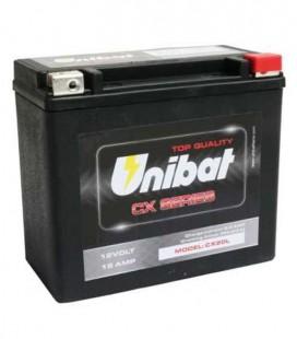 Akumulator Unibat CX Heavy Duty AGM, EU-561