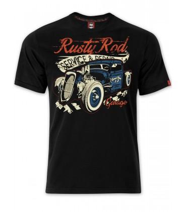 T-shirt Rusty Rod, TSM-037