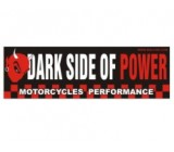Naklejka Dark Side of Power