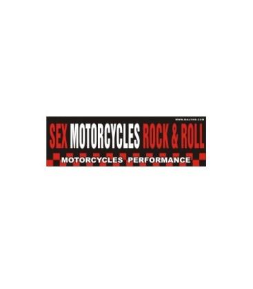 Naklejka Sex Motorcycles