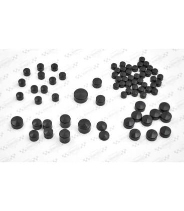 Nakładki na śruby, zestaw, ND-033