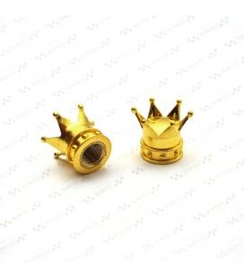 Nakrętki na wentyle korony AK-006