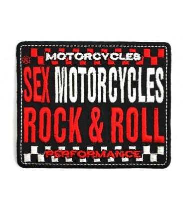 Naszywka (30) Sex Motorcycles