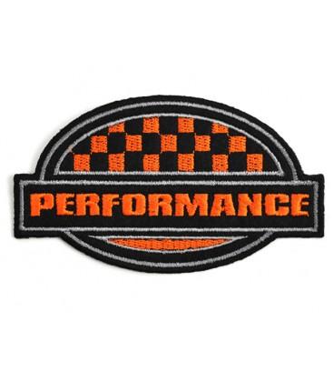 Naszywka (38) Performance Orange
