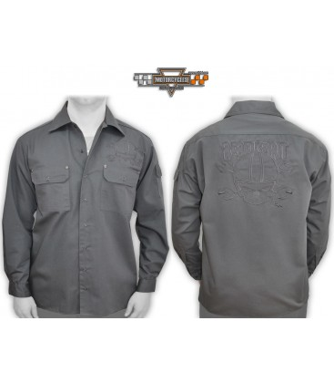 PKK 25 Rebel Spirit Grey
