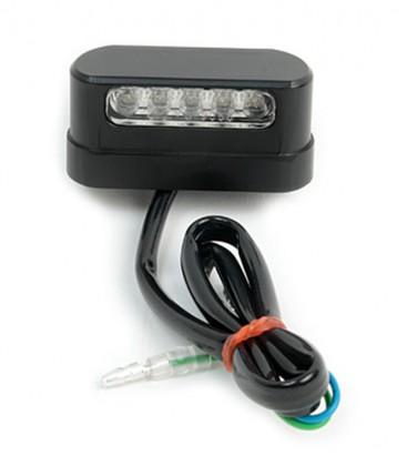 Podświetlenie rejestracji LED