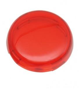 Czerwone szkło kierunkowskazu
