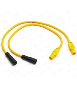 Przewody zapłonowe, żółte, Taylor, EU-087