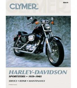 Serwisówka HD Sportster 59-85