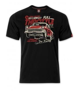 T-shirt Full Throttle White, TSM-003