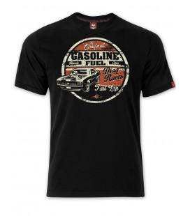 T-shirt Rusty Power Black, TSM-008