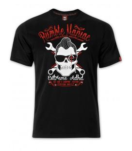 T-shirt Genuine Legends Black, TSM-016