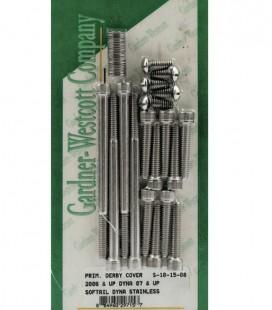 Śruby do kapy sprzęgłowej, Softail, Dyna, SR-076