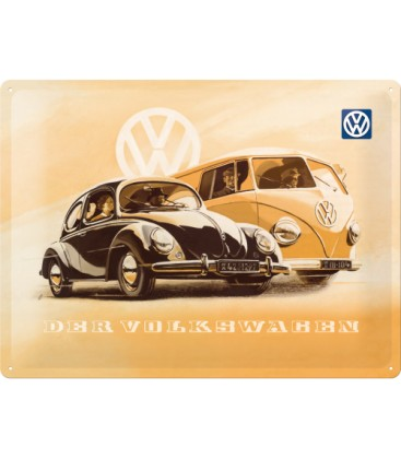 Szyld, tablica, VW T1 Bus