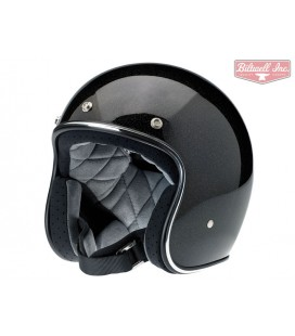 Kask Biltwell Bonanza Mini Flake Black