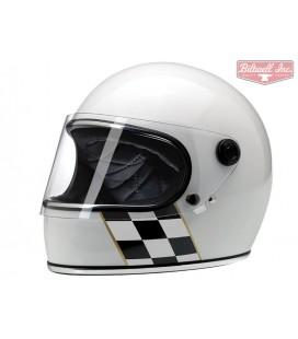 Kask Biltwell Gringo-S Checker Stripe